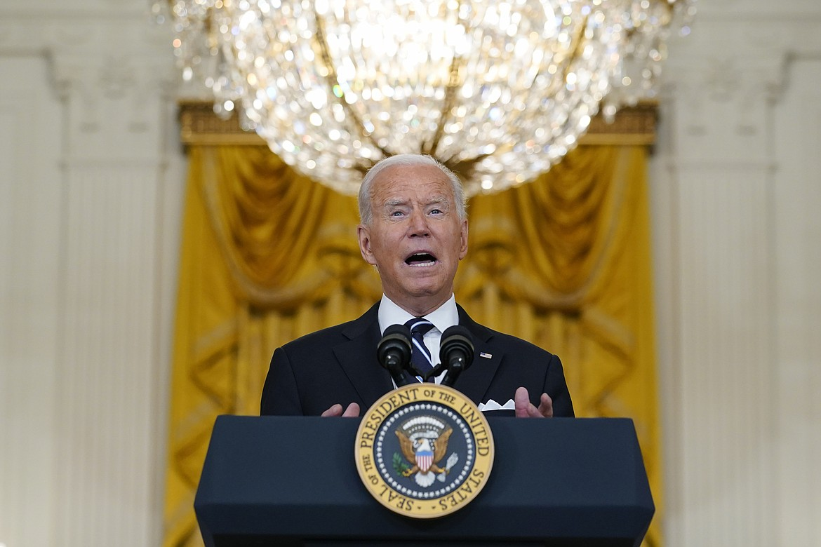 Biden to require COVID vaccines for nursing home staff